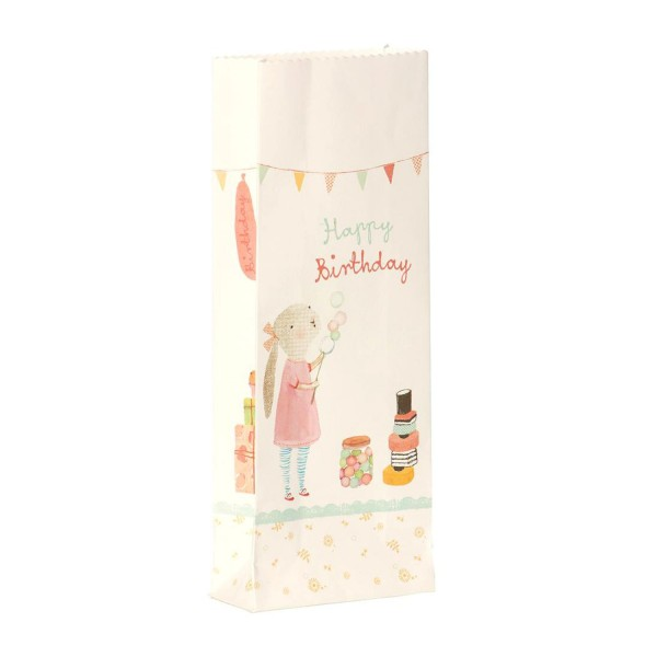 Maileg Geburtstagstüte für Geschenke 12 Stück