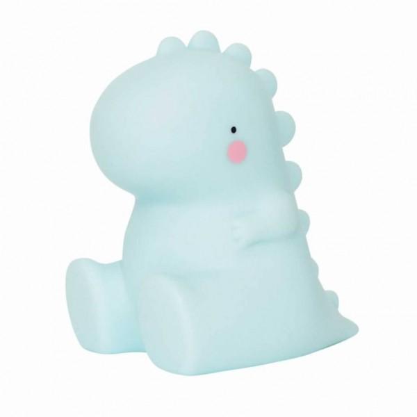 A Little Lovely Company T-Rex Leuchte mint