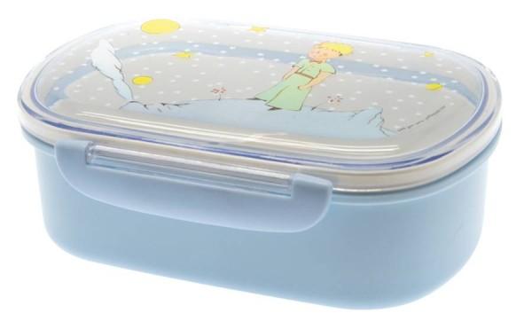 Petit Jour Kleiner Prinz Brotdose blau