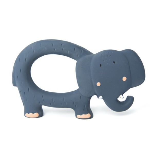 Trixie Greifling Naturkautschuk Mrs. Elephant