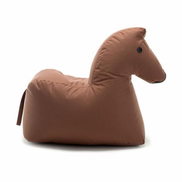 HAPPY ZOO Pferd braun Sitzkissen Lotte