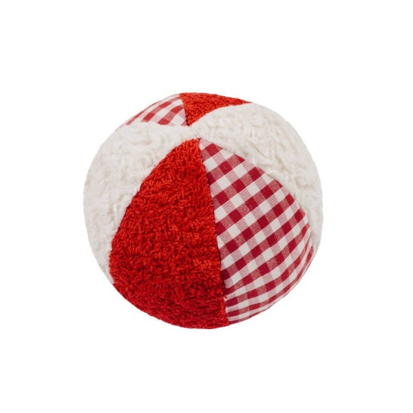 Efie Rassel Ball rot weiß kbA