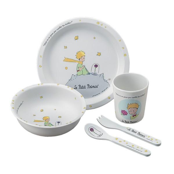 Petit Jour Kleiner Prinz 5-teiliges Geschirr