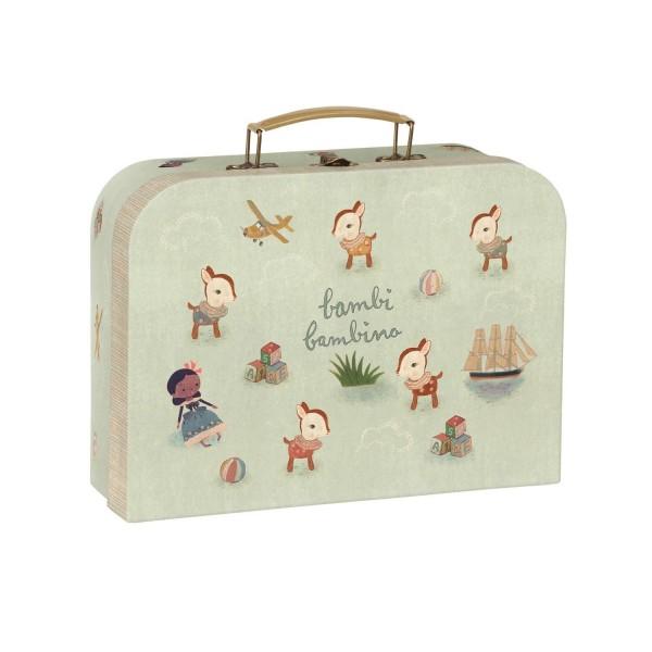 Maileg Koffer Bambi Bambino pastell
