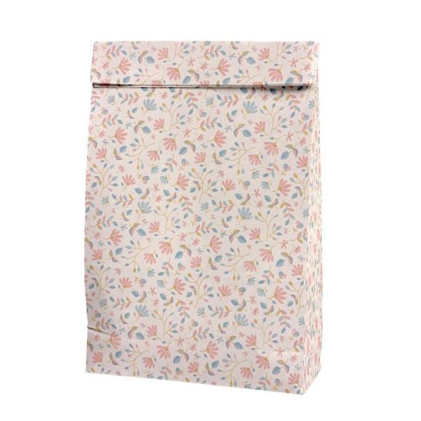 Maileg Geschenktüte Papier Blumen einzeln