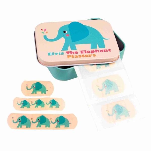 Rex Pflaster für Kinder Box Elefant Elvis