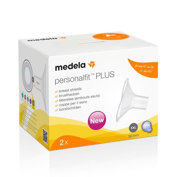 Medela PersonalFit PLUS Brusthaube XXL | 36mm 2er