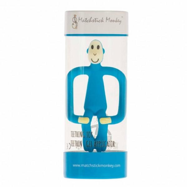MatchStick Monkey Zahnungshilfe Affe blau