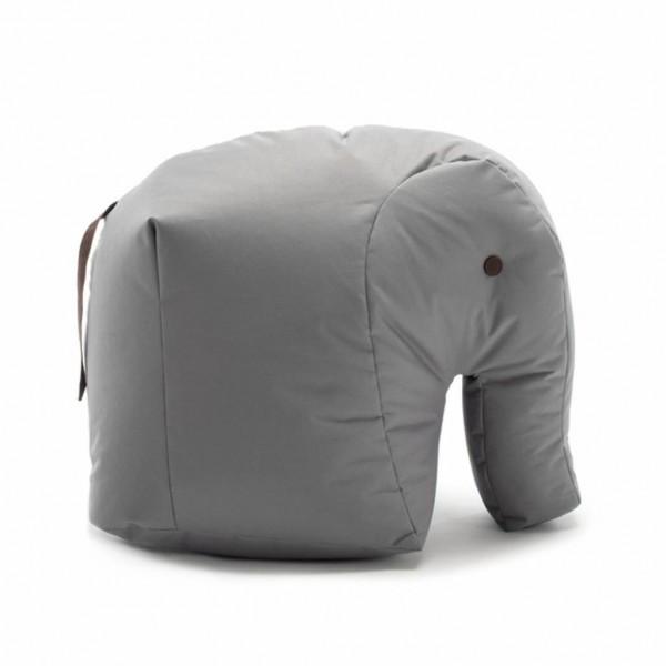 HAPPY ZOO Elefant grau Sitzkissen Charly