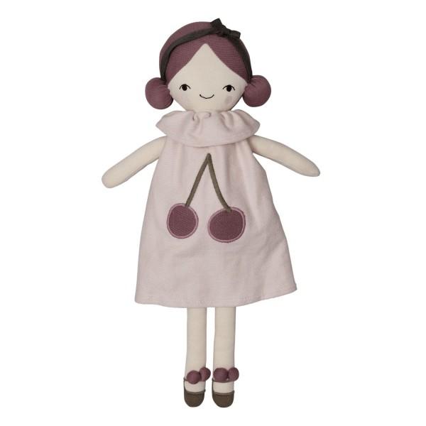 Fabelab Puppe Cherry Pie 40cm rosa BIO