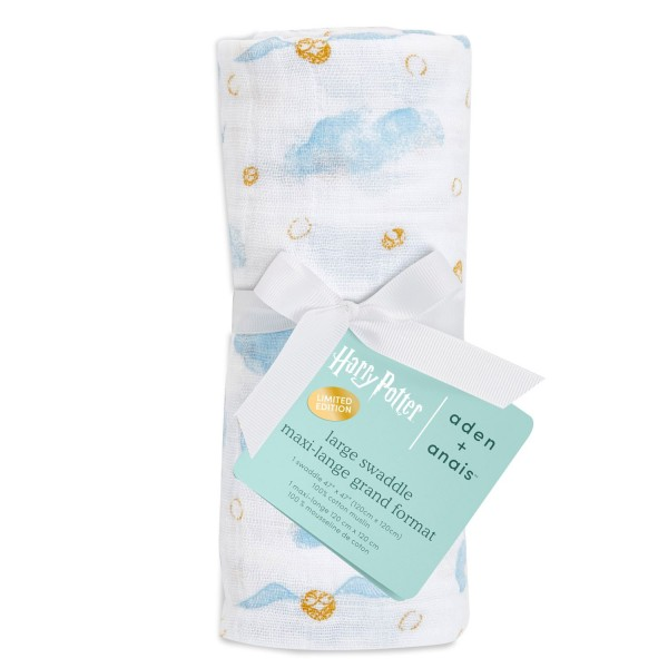 Aden + Anais Swaddle Harry Potter 120x120