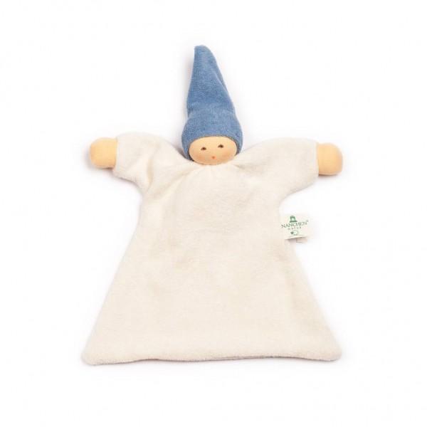 Nanchen Puppen Nuckelpuppe blau KbA