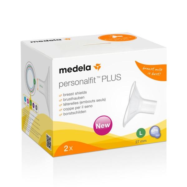 Medela PersonalFit PLUS Brusthaube L | 27mm 2er