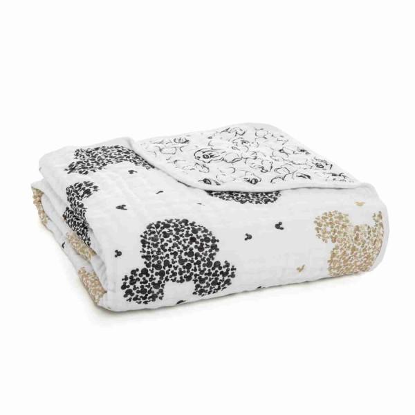Aden + Anais Dream Blanket Classic Disney Mickey 120x120