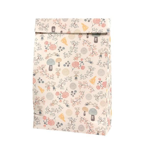 Maileg Geschenktüte Papier Mäuse einzeln