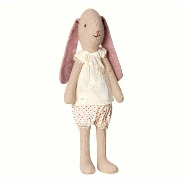 Maileg Hase Mädchen Kuscheltier mini 22cm