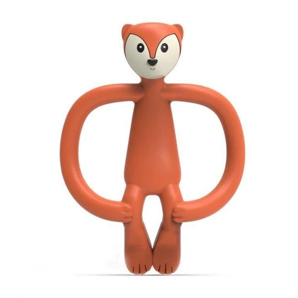MatchStick Monkey Zahnungshilfe Fuchs braun