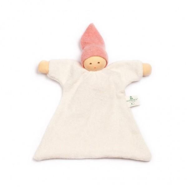 Nanchen Puppen Nuckelpuppe rosa kbA