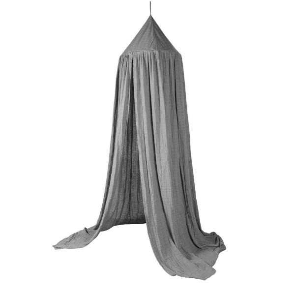 Sebra Baldachin Betthimmel Elephant Grey
